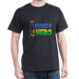My Grandson Is My Hero T-Shirt