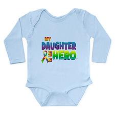 My Daughter Is My Hero Body Suit