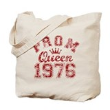 Retro Prom Queen 1976 Tote Bag