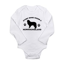 Every home needs a Newfoundland Baby Suit
