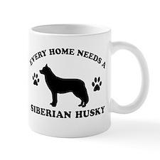 Every home needs a Siberian Husky Mug