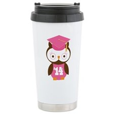 2014 Owl Graduate Class Ceramic Travel Mug