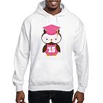2015 Owl Graduate Class Hooded Sweatshirt