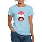 2017 Owl Graduate Class Women's Light T-Shirt
