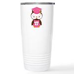2017 Owl Graduate Class Stainless Steel Travel Mug