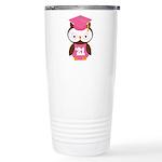 2021 Owl Graduate Class Stainless Steel Travel Mug