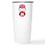 2023 Owl Graduate Class Stainless Steel Travel Mug