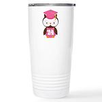 2024 Owl Graduate Class Stainless Steel Travel Mug