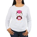 2025 Owl Graduate Class Women's Long Sleeve T-Shir