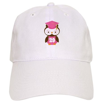 2029 Owl Graduate Class Cap