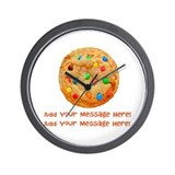 Cookie Wall Clocks