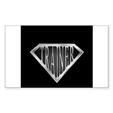 SuperTrainer(metal) Decal