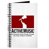 ActiveMusic Logo Journal