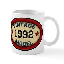 CUSTOM YEAR Vintage Model Small Mugs