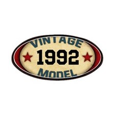 CUSTOM YEAR Vintage Model Patches