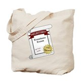 Transylvania Trained Tote Bag