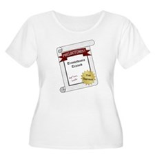 Transylvania Trained Plus Size T-Shirt