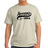 Awesome Since 1953  T-Shirt