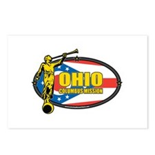 Ohio Columbus Mission - Ohio Flag - LDS Mission -