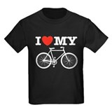 I Love My Bicycle T