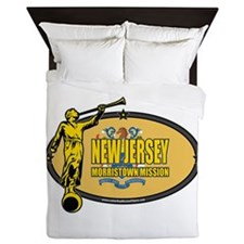 New Jersey Morristown Mission - New Jersey Flag -