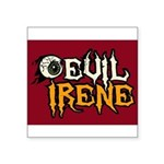 Evil Irene Sticker