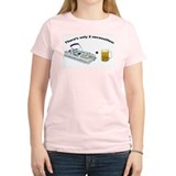 Pontoon boat & Beer T-Shirt