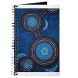 Australian Aboriginal Inspired Art Journal