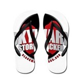 Unique Tracker Flip Flops
