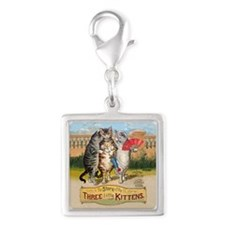 The Three Little Kittens Charms