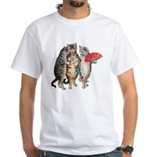 Three Little Kittens Lost Their Mittens T-Shirt