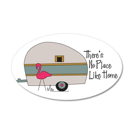 No Place Like Home Wall Decal