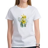 Daffodil Ash Grey T-Shirt