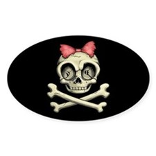 Betty Bones Decal