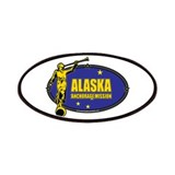 Alaska Anchorage Mission - Alaska Flag - LDS Missi