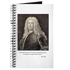 Handel Journal