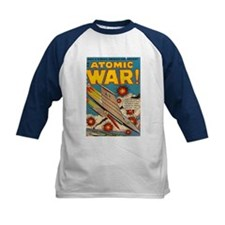 Atomic War! No 4 Baseball Jersey