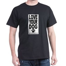 LoveYourDog_FCCwbd.jpg T-Shirt
