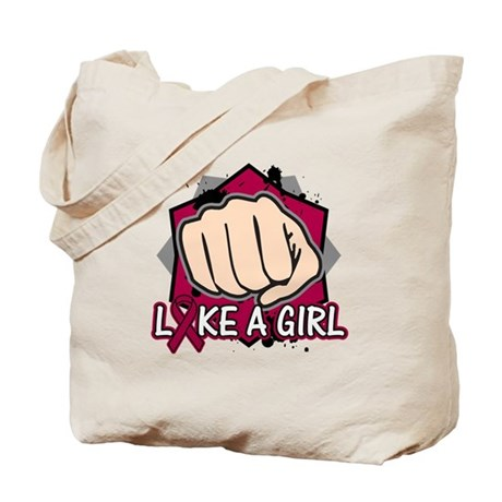 Multiple Myeloma Punch Fight Tote Bag