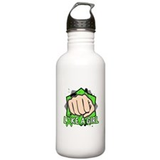 Lymphoma Punch Fight Water Bottle