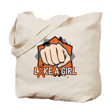 Leukemia Punch Fight Tote Bag