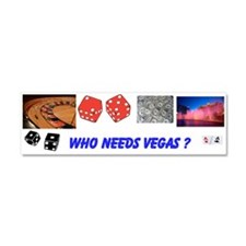 Vega Car Magnet 10 x 3