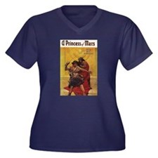 Princess of Mars 1917 Plus Size T-Shirt