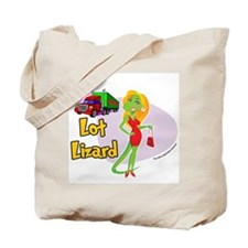 Lot Lizard 2013 Tote Bag