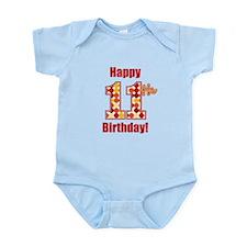 Happy 11th Birthday! Body Suit