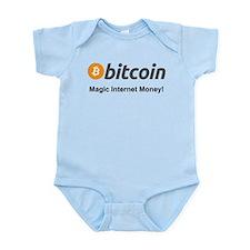 Bitcoin: Magic Internet Money! Body Suit