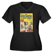 Love Stories of Mary Worth Plus Size T-Shirt