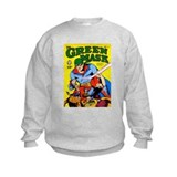 Green Mask No 17 Sweatshirt