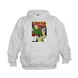 Green Mask No 17 Hoodie