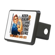 Rosie Keep Calm MS Hitch Cover
